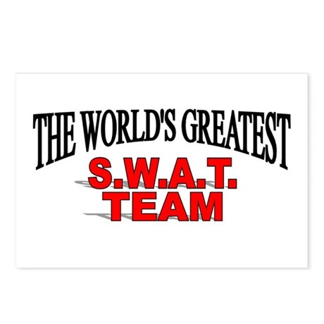 """The World's Greatest S.W.A.T. Team"" Postcards (Pa"