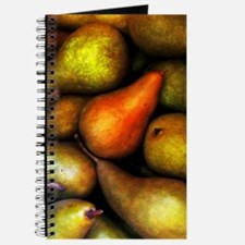 Still Life with Pears Journal