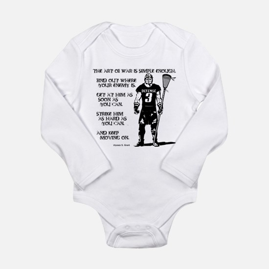 Lacrosse USG Quote 2 Infant Bodysuit Body Suit