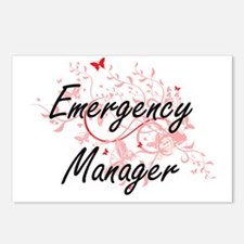 Emergency Manager Artisti Postcards (Package of 8)