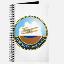 USS Kitty Hawk CV-63 Journal