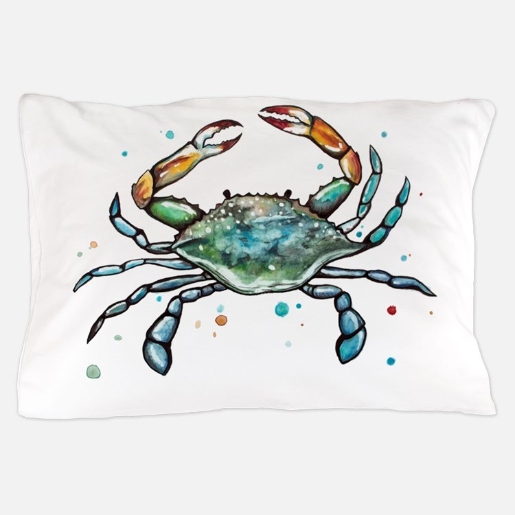 Cute Watercolor Pillow Case