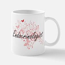 Endocrinologist Artistic Job Design with Butt Mugs