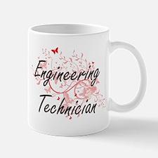 Engineering Technician Artistic Job Design wi Mugs