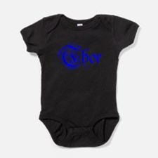 Cute Norse mythology Baby Bodysuit