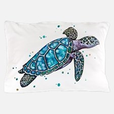 Sea Turtle Pillow Case