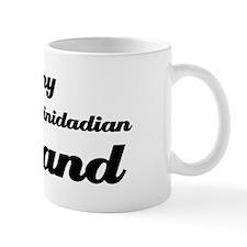 I love my Trinidadian Husband Small Mug