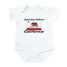 East San Gabriel California Infant Bodysuit