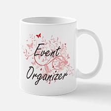 Event Organizer Artistic Job Design with Butt Mugs