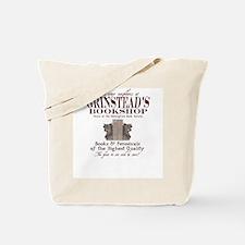 Grinstead's Bookshop Tote Bag