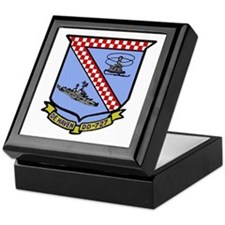USS De Haven (DD 727) Keepsake Box