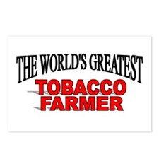 """""""The Worlds Greatest Tobacco Farmer"""" Postcards (Pa"""