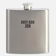 Just ask JEN Flask