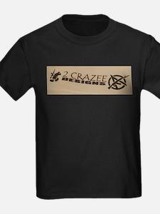 2 CRAZEE Logo T-Shirt