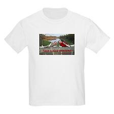 Nice Weekend Sock Monkey T-Shirt