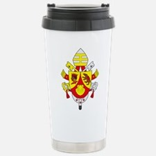 Unique Pope benedict Travel Mug