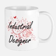Industrial Designer Artistic Job Design with Mugs