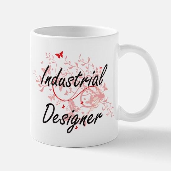 Industrial Designer Artistic Job Design with Mugs