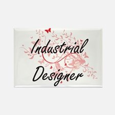 Industrial Designer Artistic Job Design wi Magnets