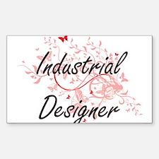 Industrial Designer Artistic Job Design wi Decal