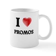 I Love Promos Mugs