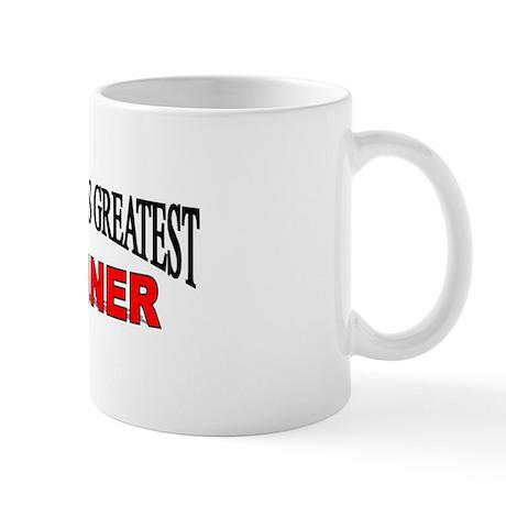 """The World's Greatest Trainer"" Mug"