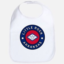 Little Rock Arkansas Bib