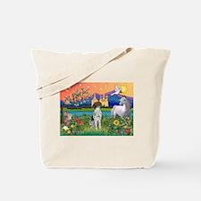Fantasy Land / German SH Poin Tote Bag