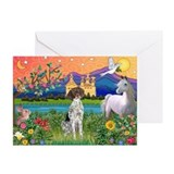 German shorthaired pointer Greeting Cards (20 Pack)