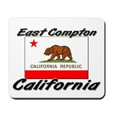 East Compton California Mousepad