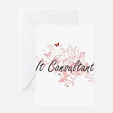 It Consultant Artistic Job Design w Greeting Cards
