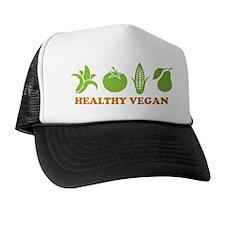 Healthy Vegan Trucker Hat