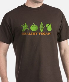 Healthy Vegan T-Shirt