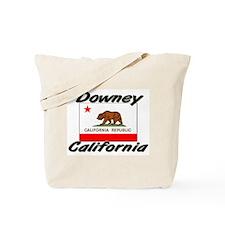 Downey California Tote Bag