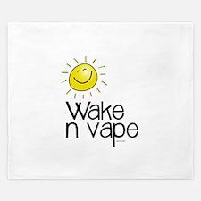 Wake -N- Vape King Duvet
