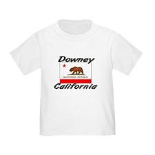 Downey California T