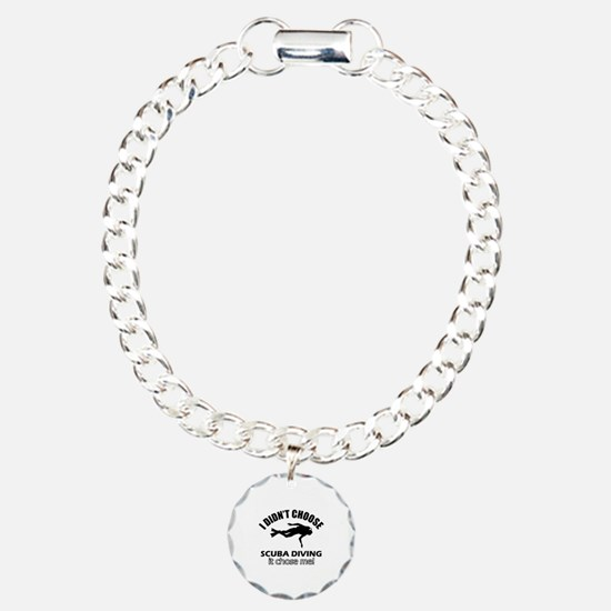 Scuba Diving Choose Me Bracelet