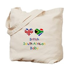 British South African Baby Tote Bag