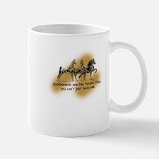 Saddlebred2 Mugs