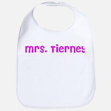 Mrs. Tierney  Bib