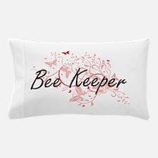 Bee Keeper Artistic Job Design with Bu Pillow Case