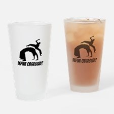 Capoeira Define Obsessed ? Drinking Glass