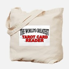 """The World's Greatest Tarot Card Reader"" Tote Bag"