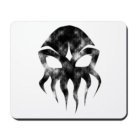 Cthulhu (distressed) Mousepad