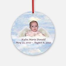 Kylee Ornament (Round)