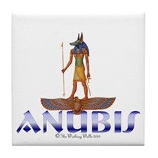 Anubis Tile Coaster