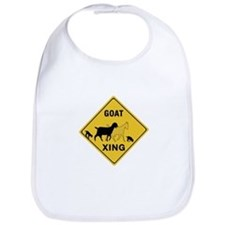 Goat Crossing, USA Bib