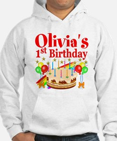 PERSONALIZED 1ST Hoodie