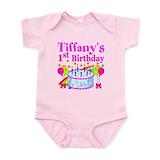Babys first birthday Bodysuits