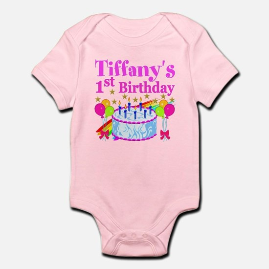 PERSONALIZED 1ST Infant Bodysuit